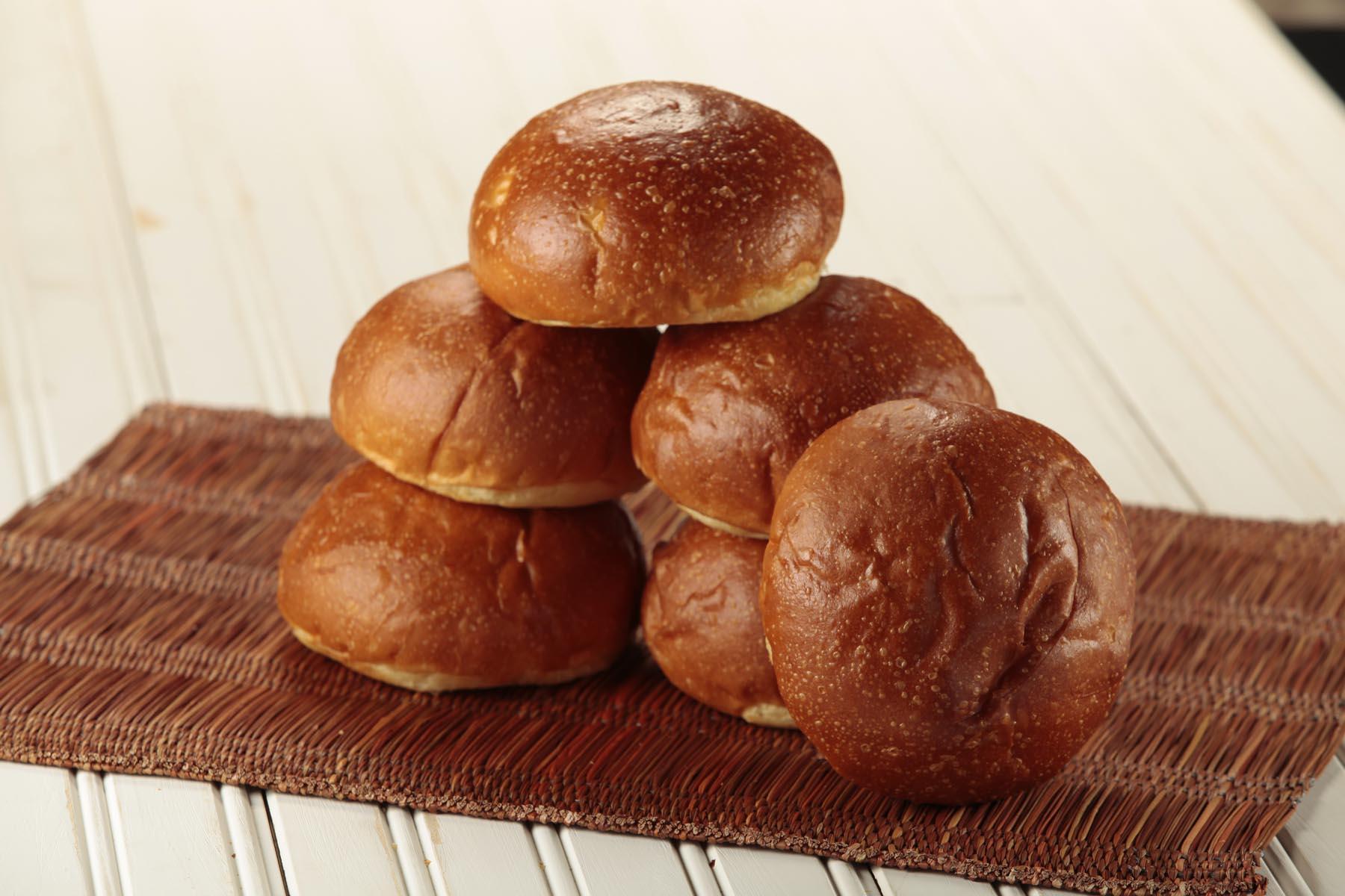Brioche Challah Kaiser Roll | Olde Hearth Bread Company ...
