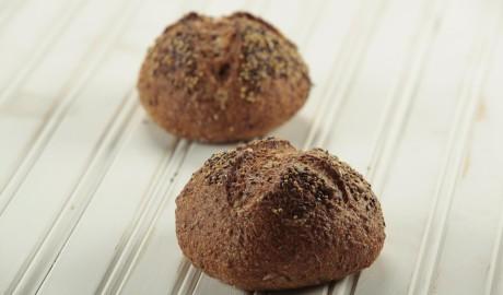 multigrain, boule, 2 oz, 2 ounce, 9-grain, rye, whole wheat, flax, sunflower, millet seeds, honey, artisan loaf, artisan loaves