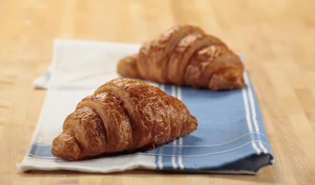 croissant, french, traditional