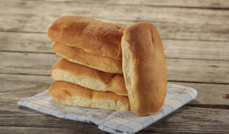 butter bread, square, 3x6 inches, 5 ounces