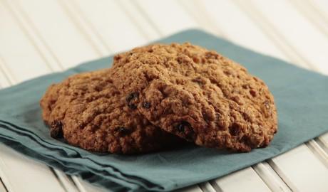 oatmeal, raisin, cookie, brown sugar