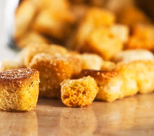 Garlicky Croutons